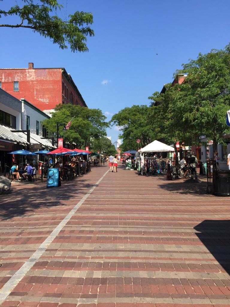 Burlington - Church Street #2