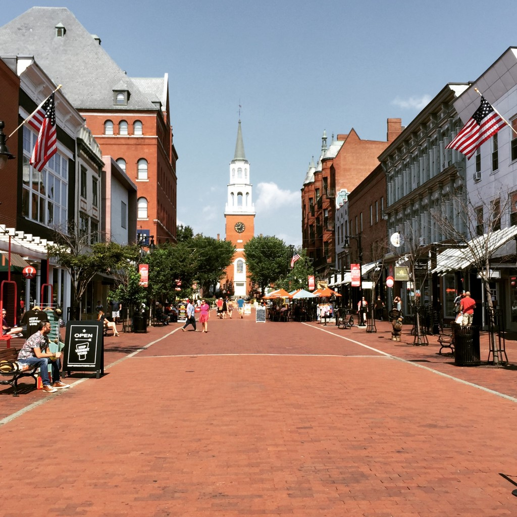 Burlington - Church Street