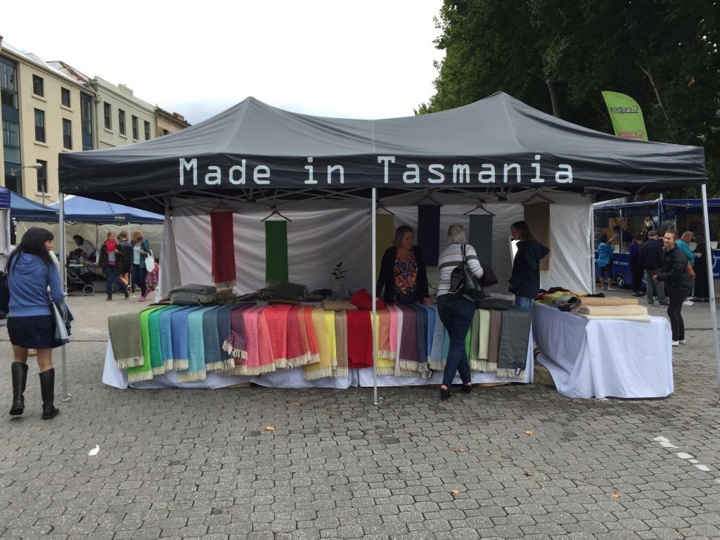 Made in Tassie, Salamanca Market