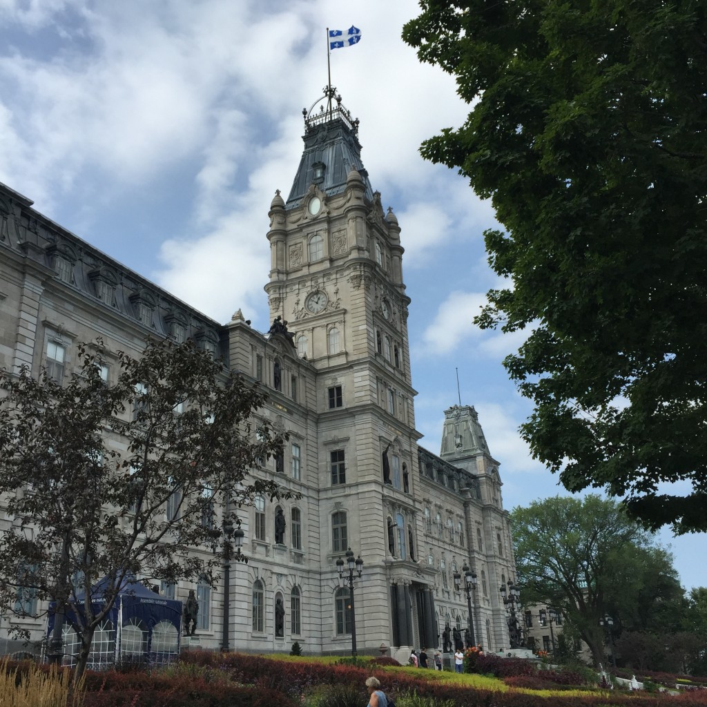 Quebec Provincial Government Building