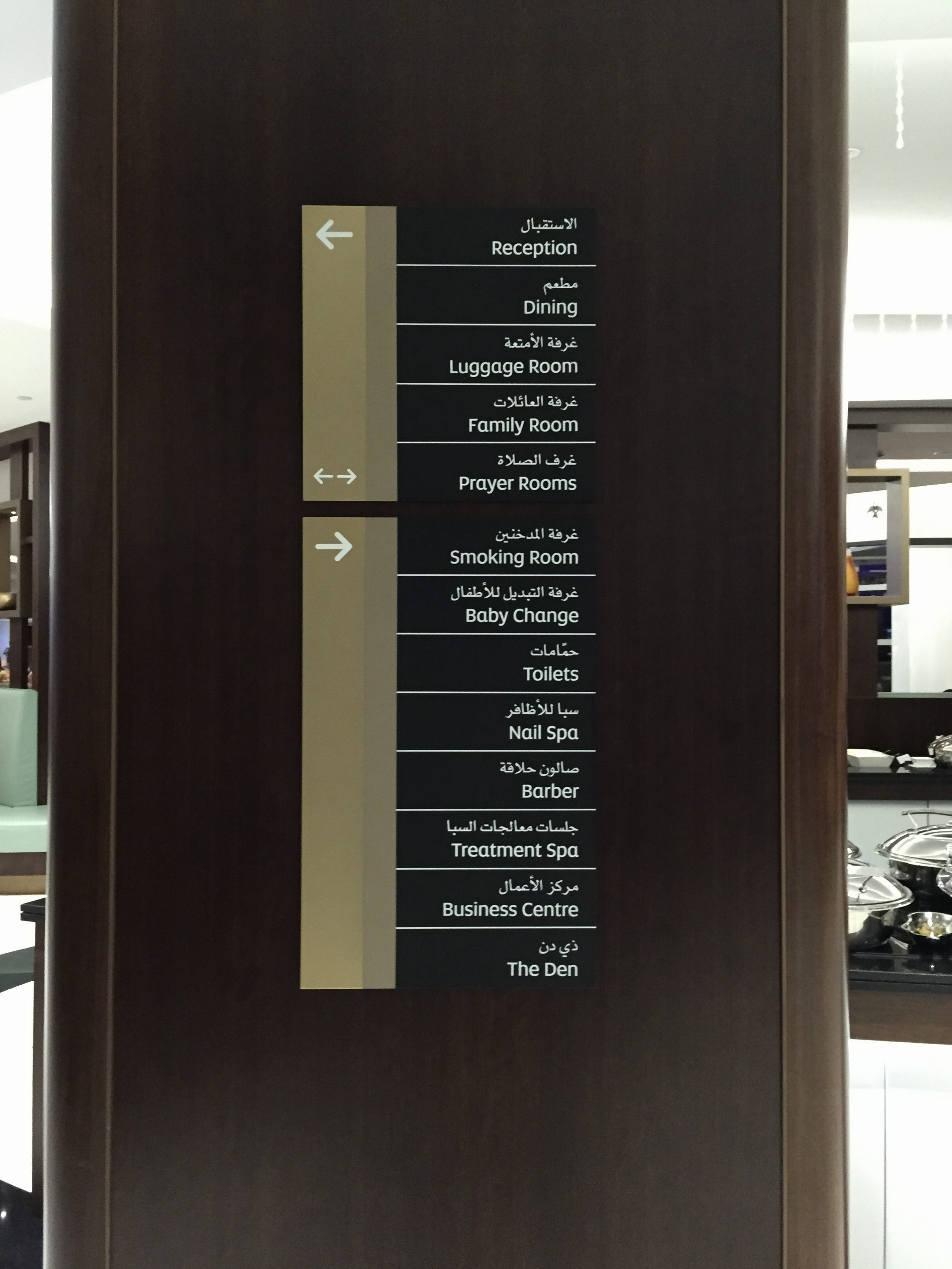 The Lounge Directory