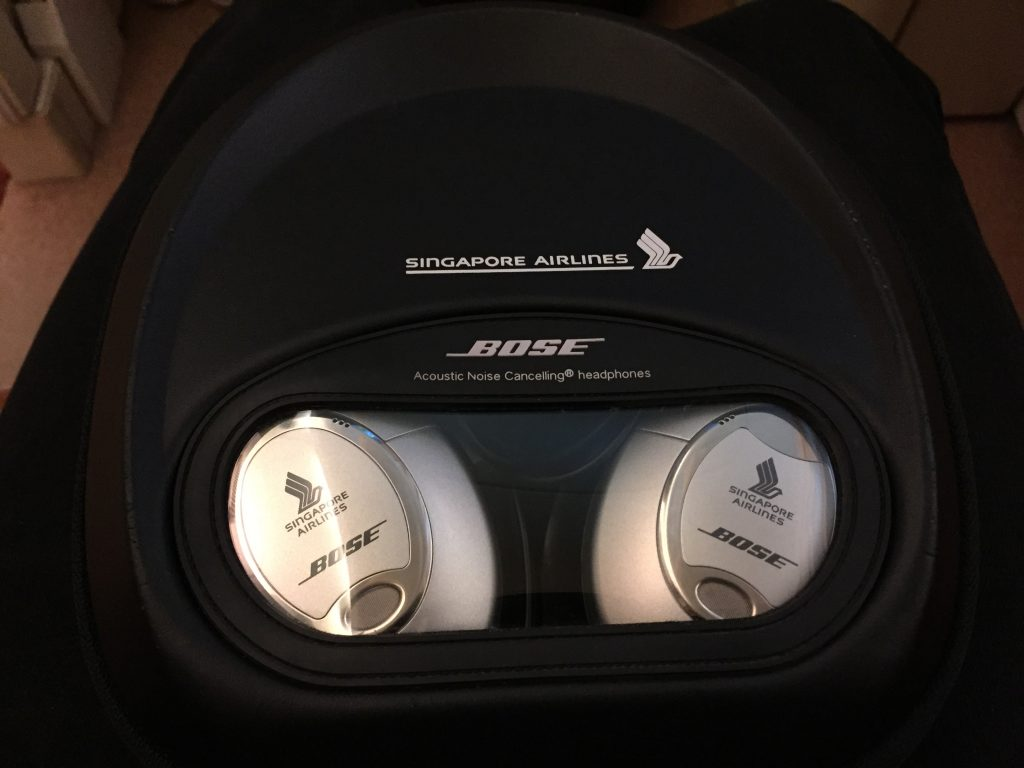 Singapore Suites headphones