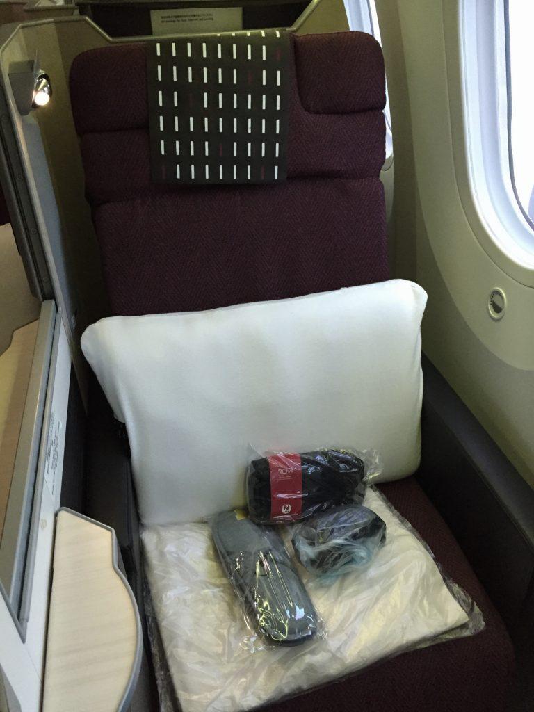 JL004 Seat 2A