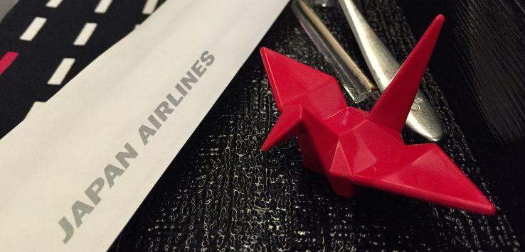 JL004 crane chopsticks holder