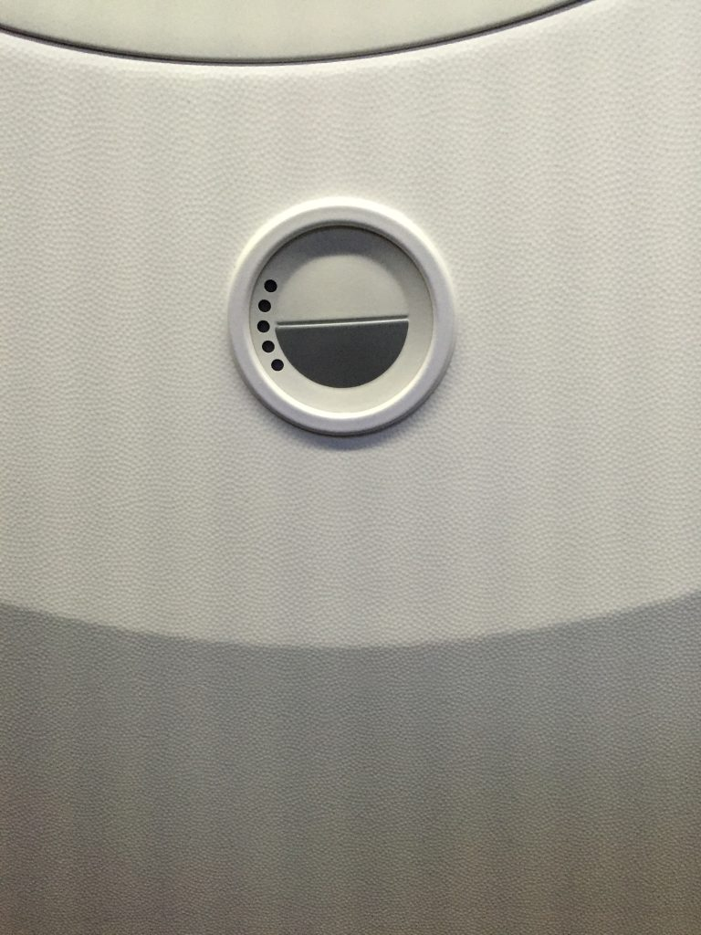 JL004 Dreamliner window shade button