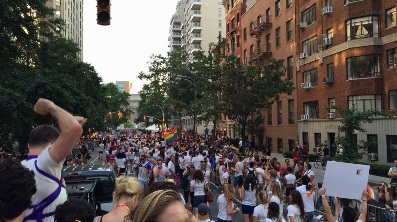 2016 NYC Pride Parade