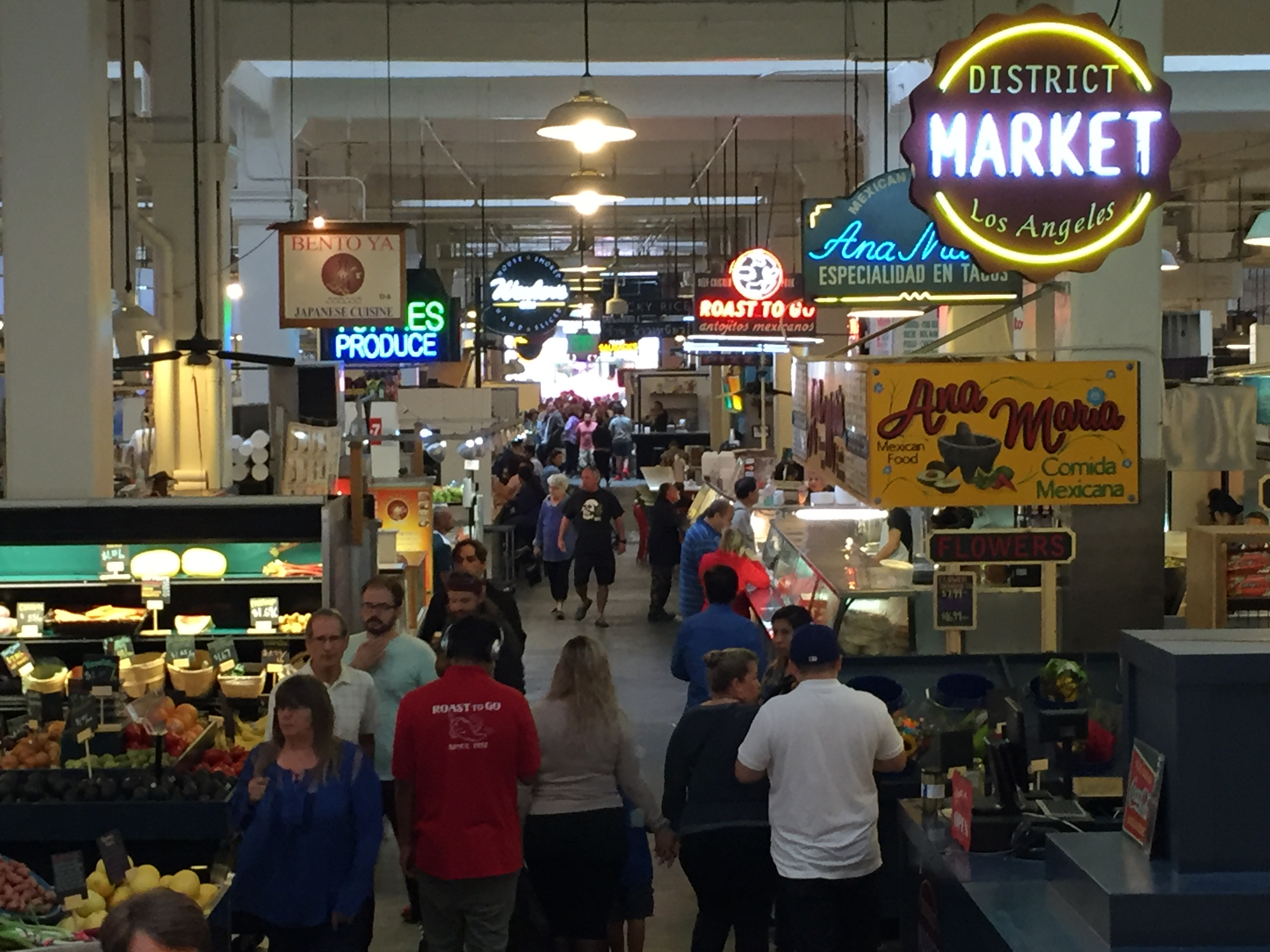 District Market in Los Angeles