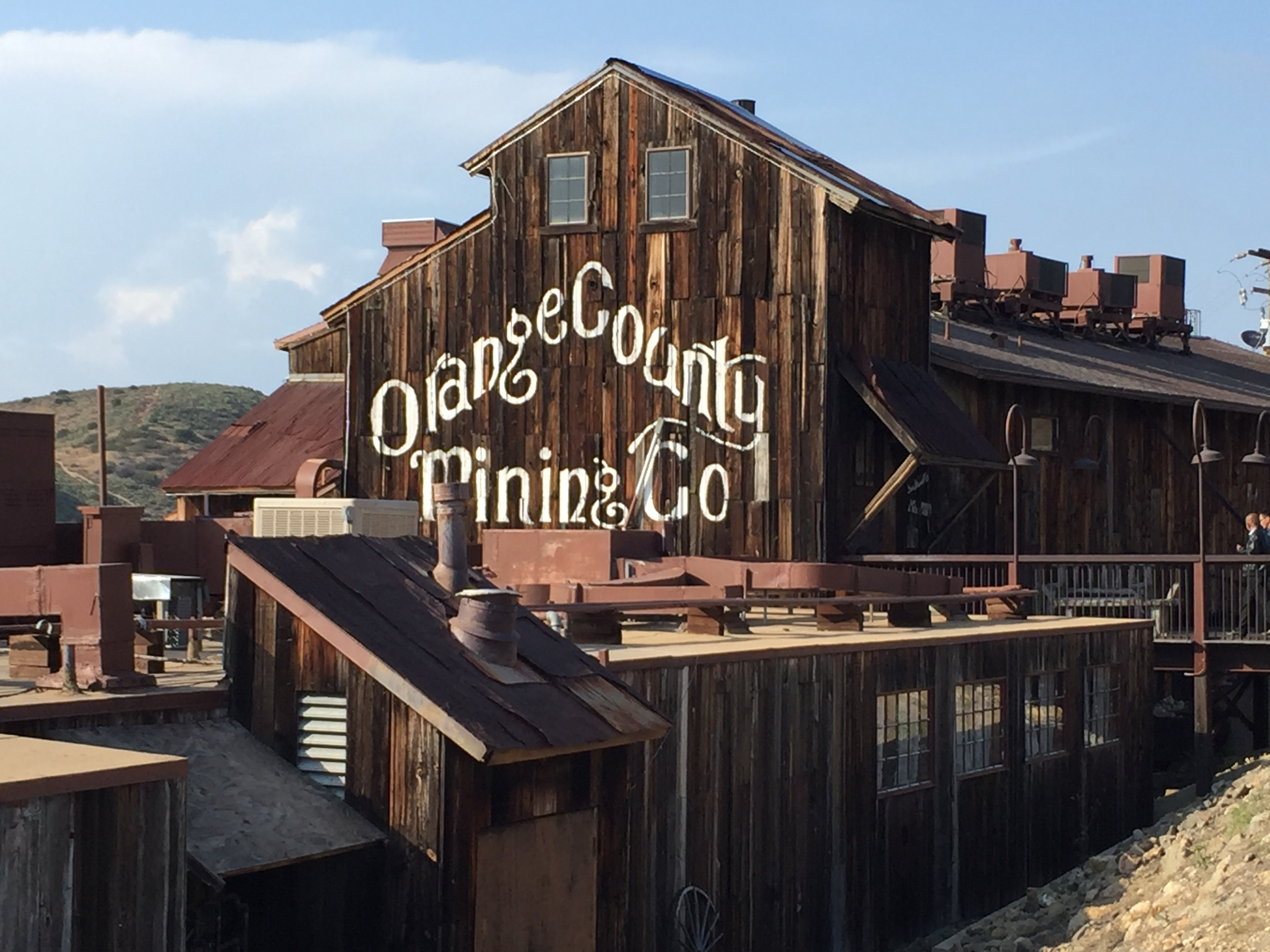 Orange County Mining Company