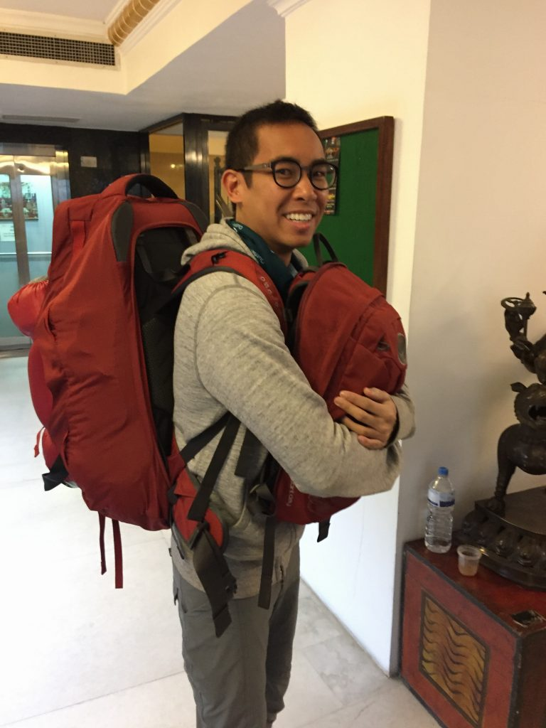 Kathmandu Guesthouse Backpacker