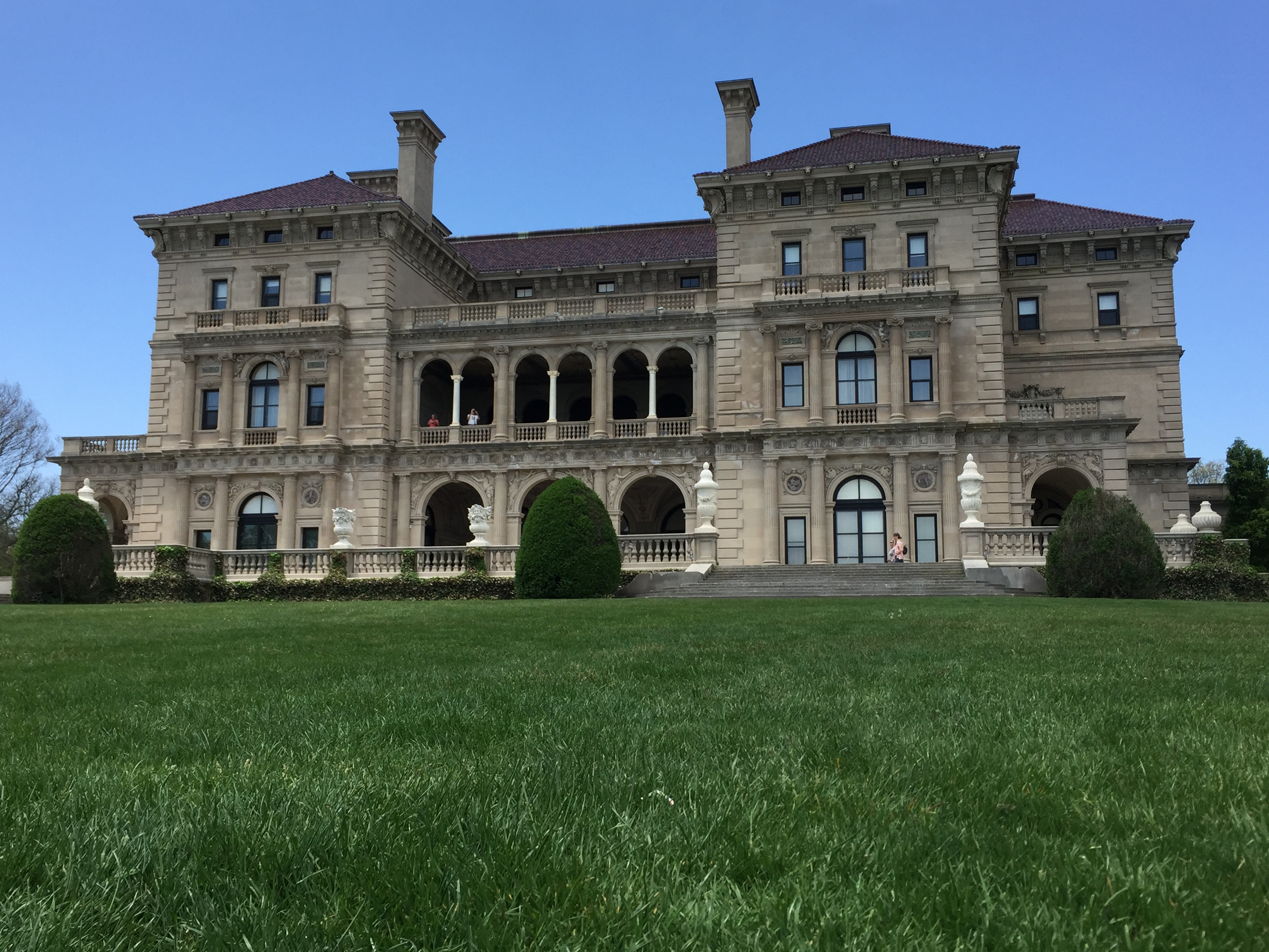 The Breakers in Newport