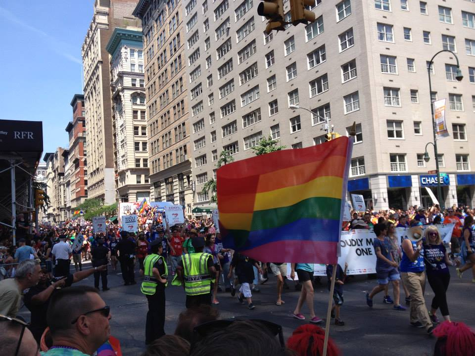 NYC Pride Week 2014