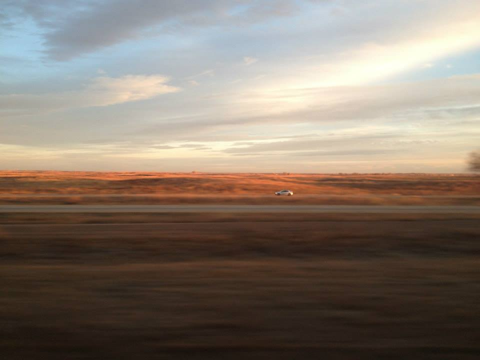 California Zephyr - Eastern Colorado