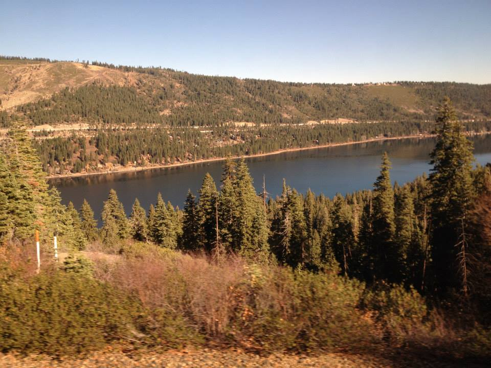 California Zephyr - NorCal River