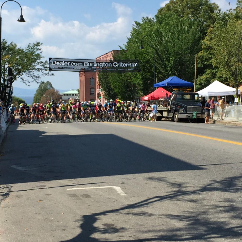Burlington - Bike Race