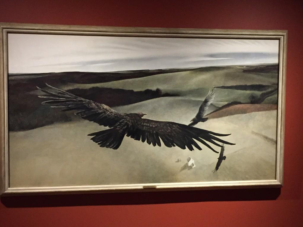 Shelburne Museum - Vulture