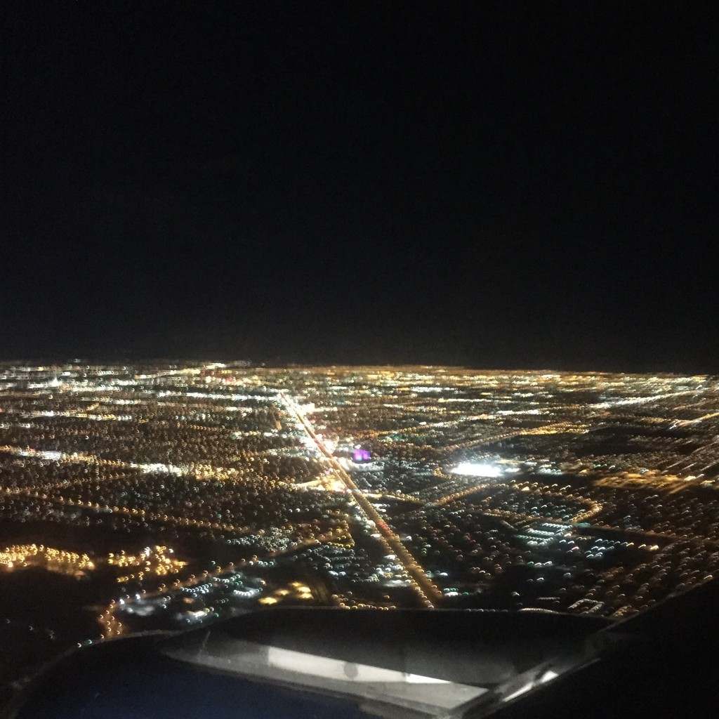 Vegas from Above