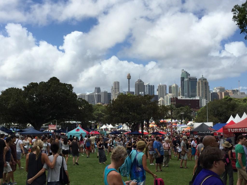 Sydney Fair Day 2015