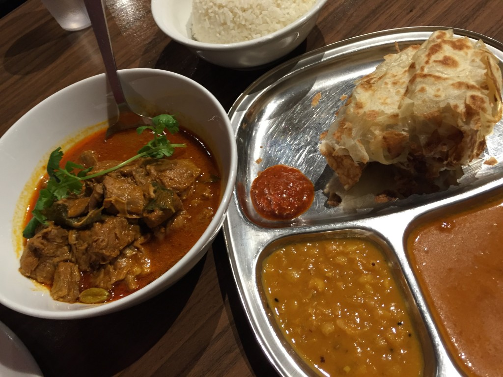 Malaysian food in Melbourne