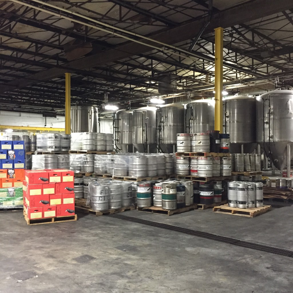 Behind the scenes at Peabody Heights Brewery