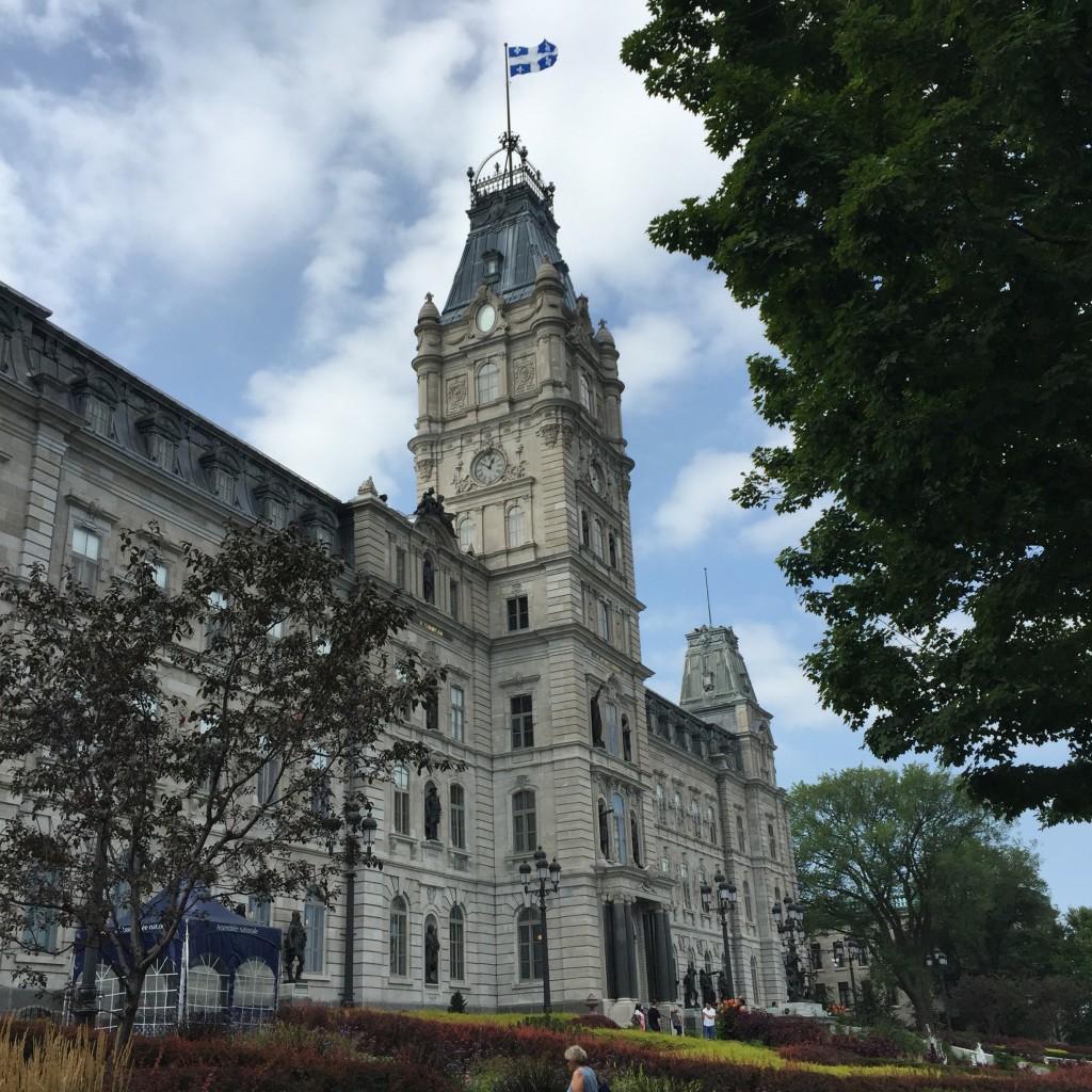 Quebec Provincial Government Building