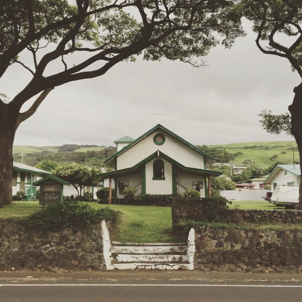 Naalehu Church