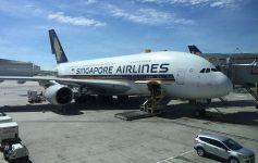 Singapore Airlines Flight 11